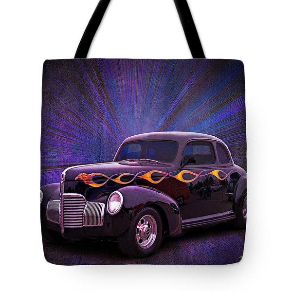 Wheels Of Dreams 2b Tote Bag