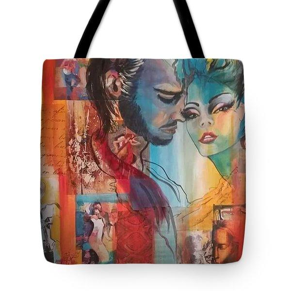 When A Man Loves A Woman  Tote Bag