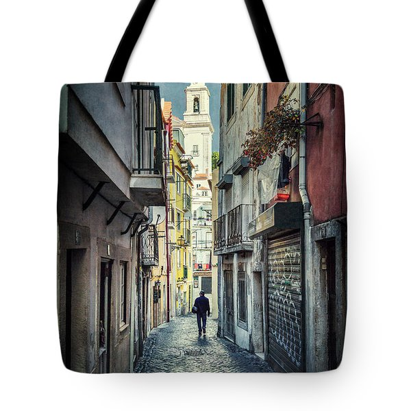 When All Is Quiet Tote Bag
