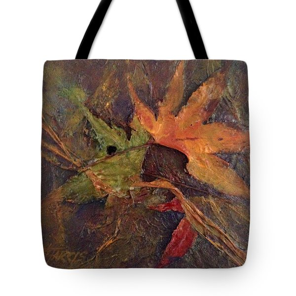 When Autumn Comes... Tote Bag