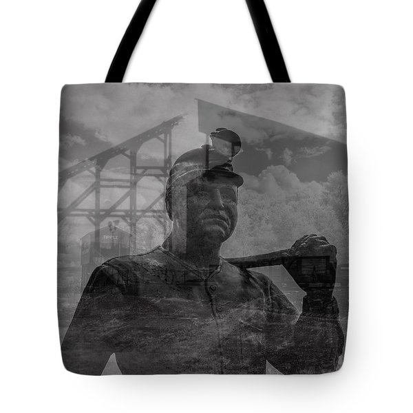 When Coal Was King II Tote Bag
