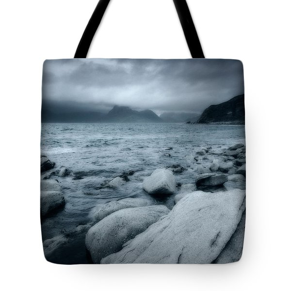 When Day Turns To Night Tote Bag