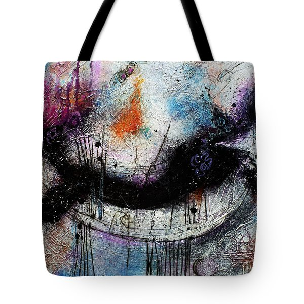 When Days Go By Tote Bag