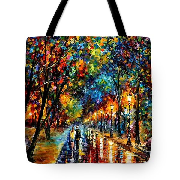 When Dreams Come True  Tote Bag