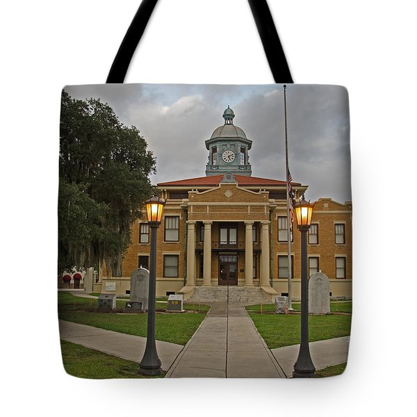 When Elvis Came To Town Tote Bag