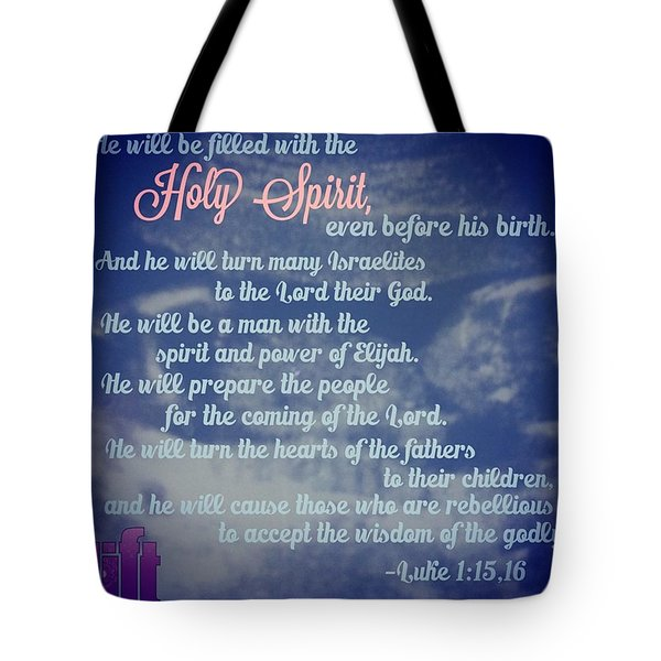 When Herod Was King Of Judea, There Was Tote Bag