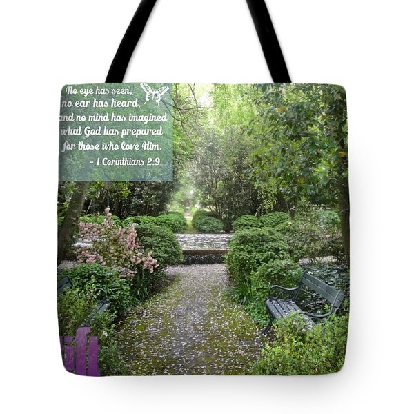 When I First Came To You, Dear Brothers Tote Bag