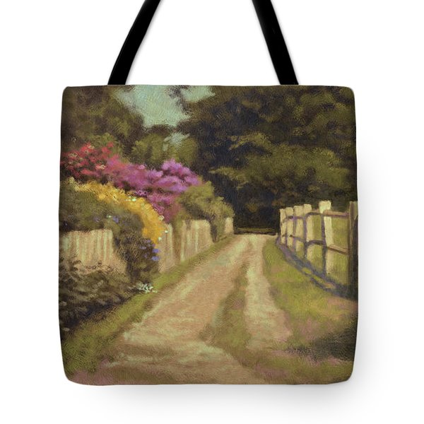 When Life Was Good Tote Bag