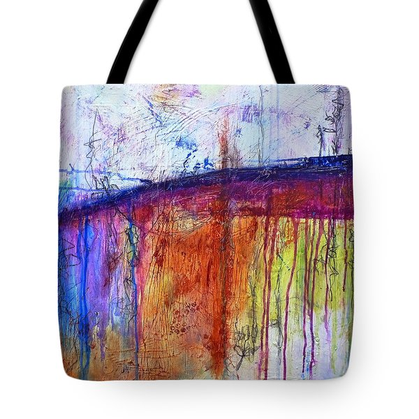 When My Mind Is Free Tote Bag