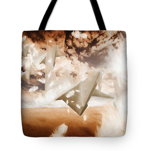 When Poets Dream  Tote Bag