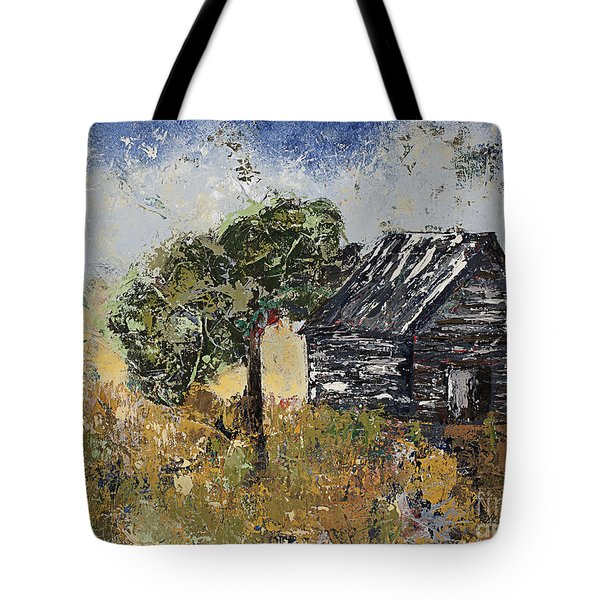 When September Ends Tote Bag by Kirsten Reed