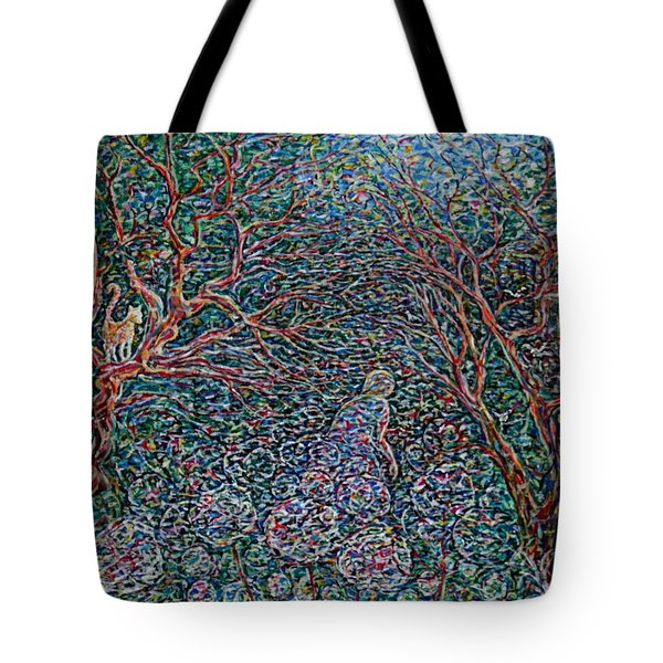 When Summer Is Still Young Tote Bag