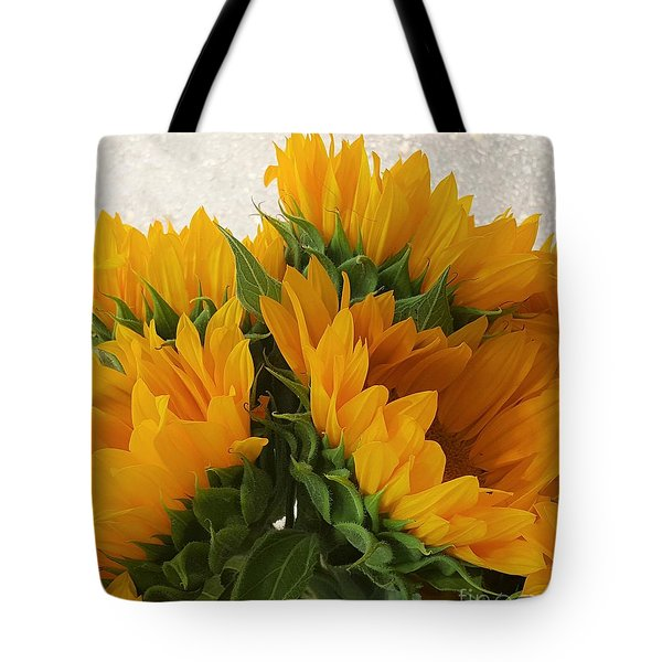 When The Autumn And Winter Meet By Jasna Gopic Tote Bag