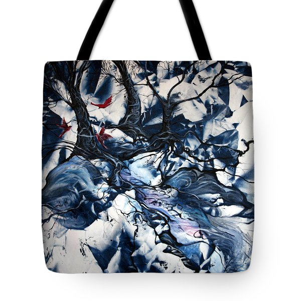 When The Birds Return Tote Bag