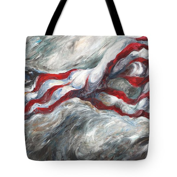 When The Dust Settles Tote Bag by Francine Stuart