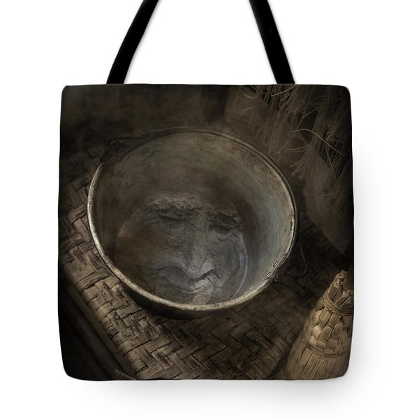 Tote Bag featuring the photograph When The Dust Settles by Robin-Lee Vieira