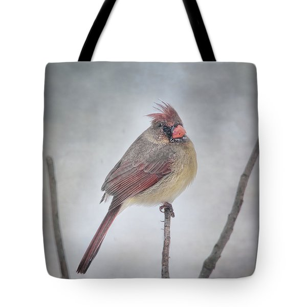 When The Northwind Blows  Tote Bag
