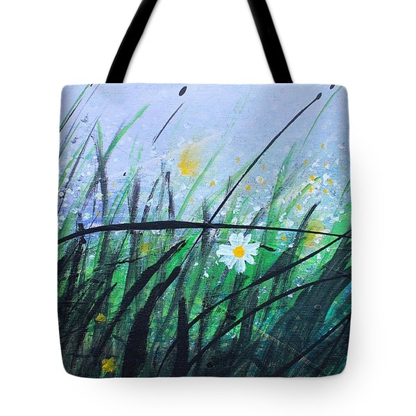 When The Rain Is Gone Tote Bag by Kume Bryant
