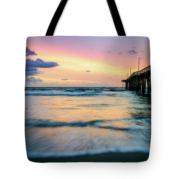 When The Tides Return Tote Bag