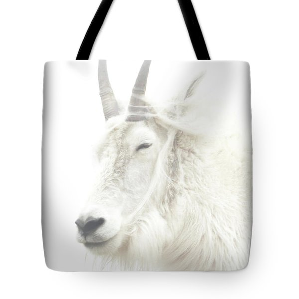 When The Wind Blows Cold Tote Bag