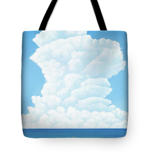 When Three Is Not A Crowd Tote Bag