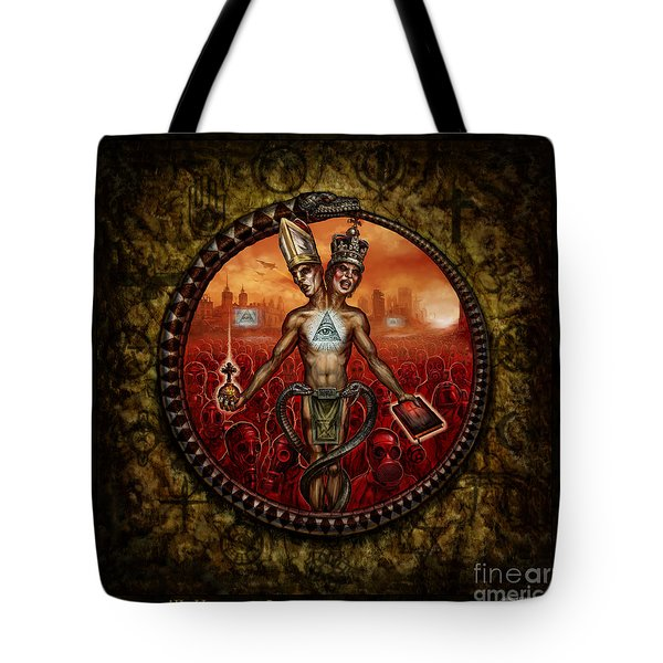 When Will They See Tote Bag by Tony Koehl