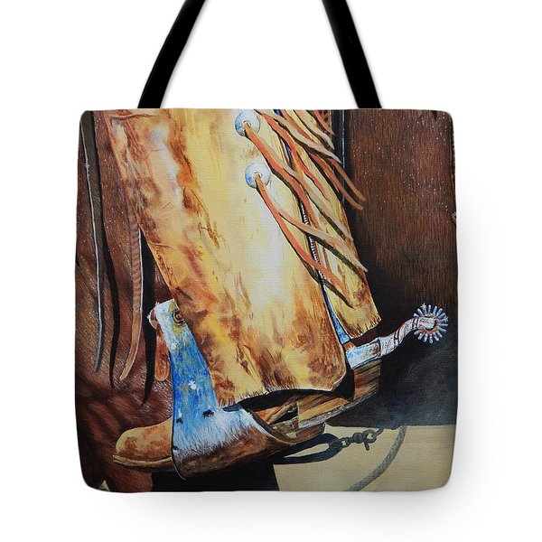 When Work Is Play Tote Bag