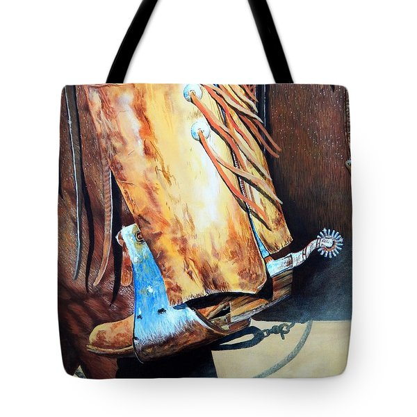 A Great Combination Tote Bag