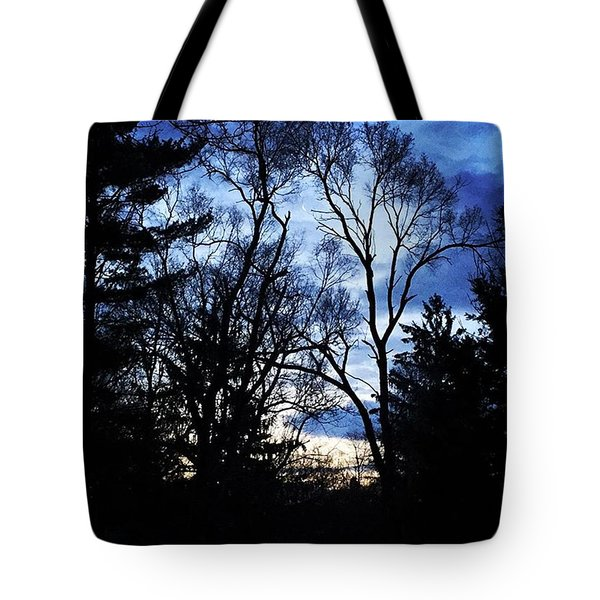 'where Have You Been'. Tote Bag