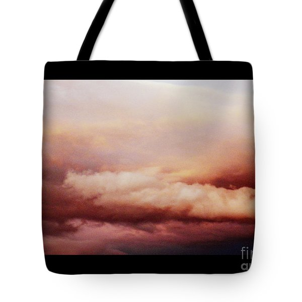 Where Angels Live Tote Bag