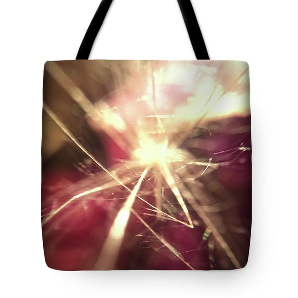 Where Are We Now Tote Bag