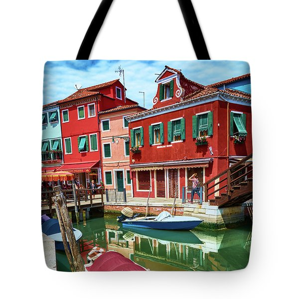 Where Did You Park The Boat? Tote Bag