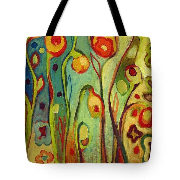 Where Does Your Garden Grow Tote Bag