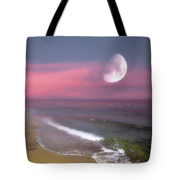 Where Dreams Come True Tote Bag