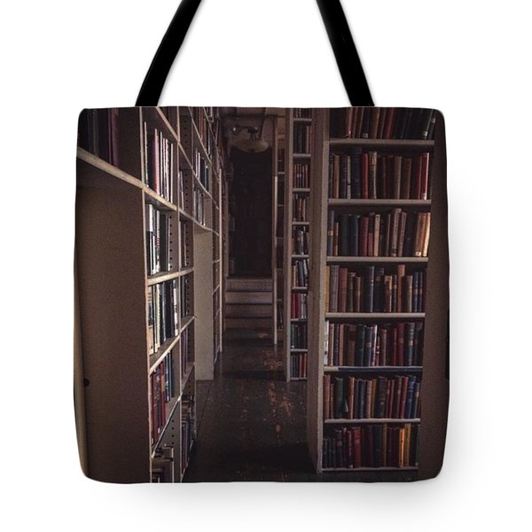 Providence Athenaeum  Tote Bag