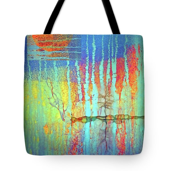 Tote Bag featuring the photograph Where Have All The Trees Gone? by Tara Turner