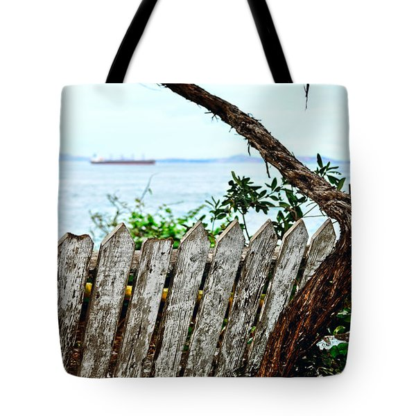 Where Is Becky? Tote Bag