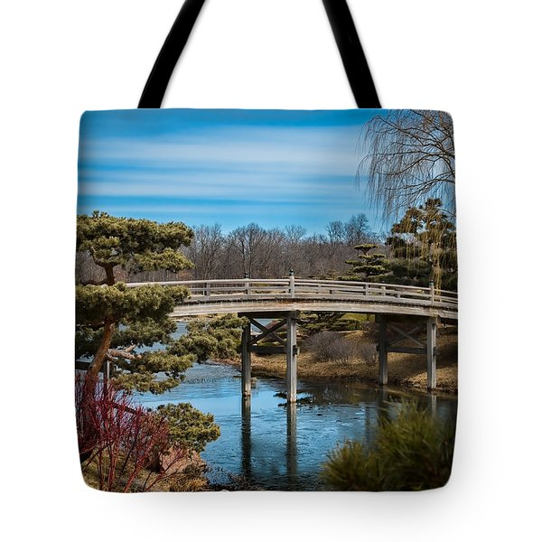 Where Is Spring? Tote Bag