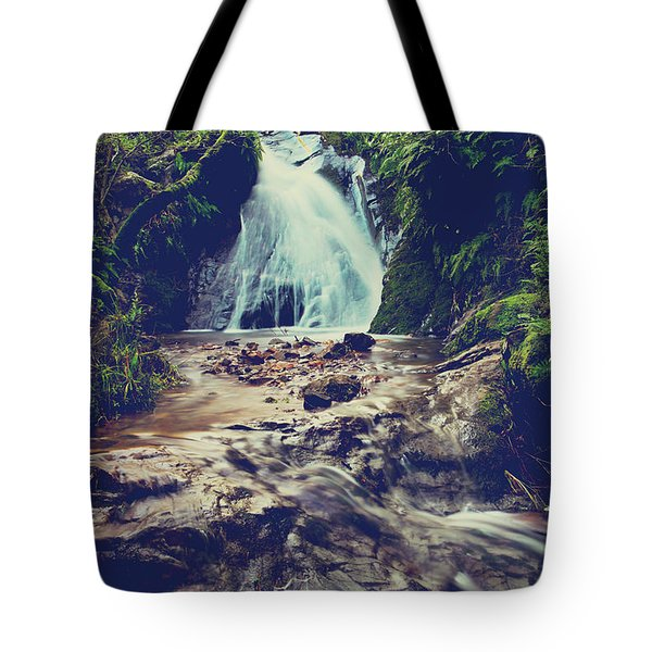 Where It All Begins Tote Bag by Laurie Search