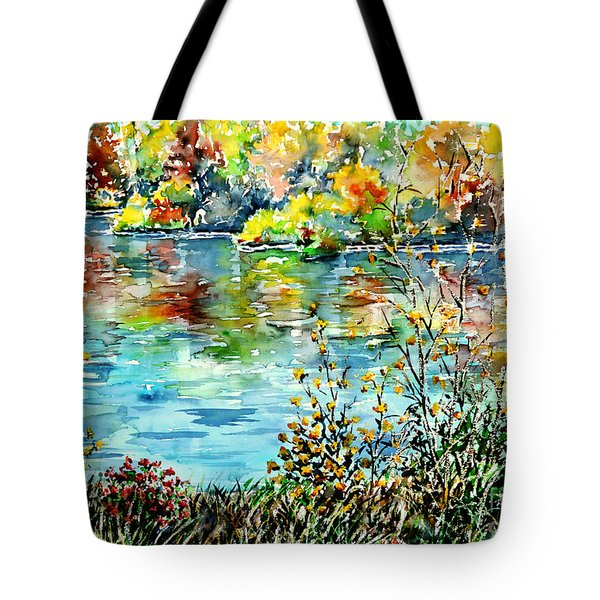 Where My Soul Keeps Wandering Tote Bag