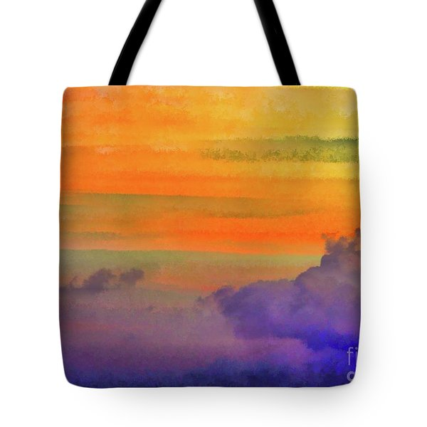 Where Rainbows Begin Tote Bag