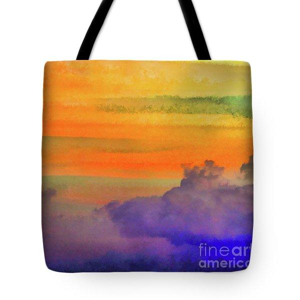 Where Rainbows Begin Tote Bag