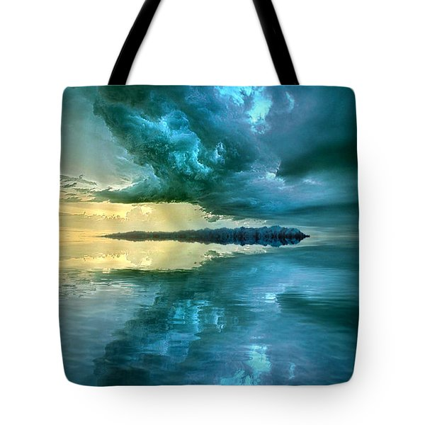 Where The Clock Stops Spinning Tote Bag