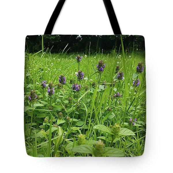 Where Fairies Tread Tote Bag