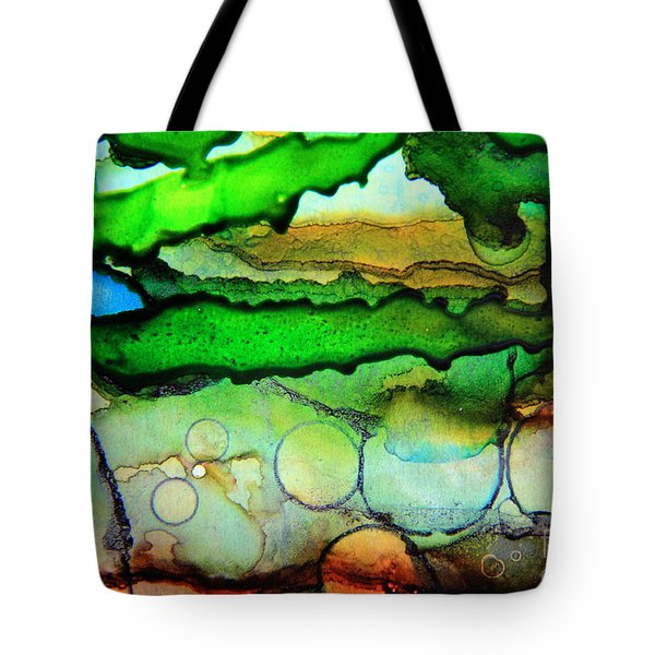 Where The Rivers Flow.. Tote Bag