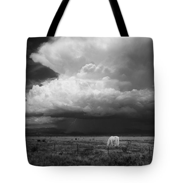 Where The Wild Horses Are Tote Bag