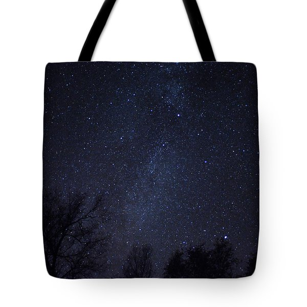 Where The Wind And The Coyotes Howl Tote Bag