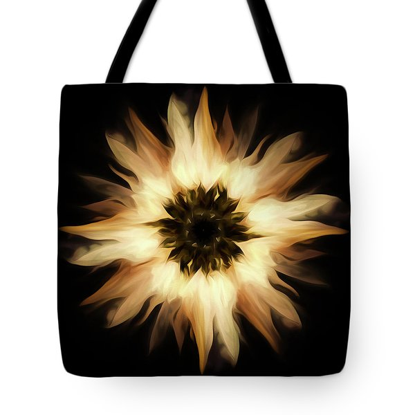 Tote Bag featuring the photograph Where There's Smoke by Teresa Wilson