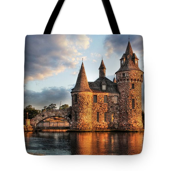 Where Time Stands Still Tote Bag