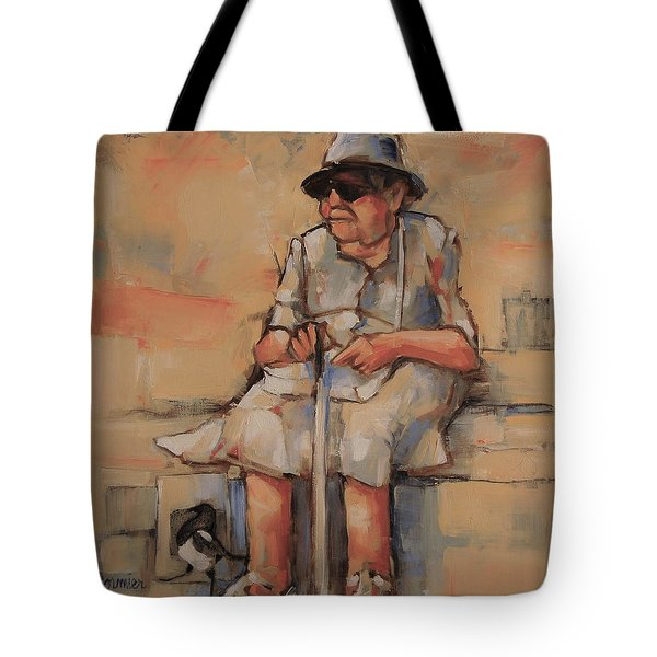 Where Was I Going Tote Bag